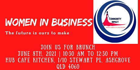 Women in Brisbane Brunch tickets