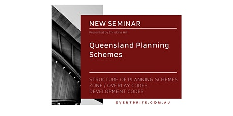 Read Queensland Planning Schemes tickets