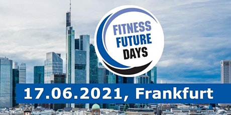 Fitness Future Days Frankfurt Tickets