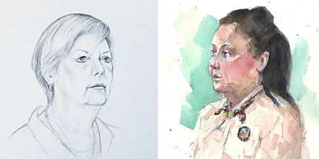 Free Portrait Sketch tickets