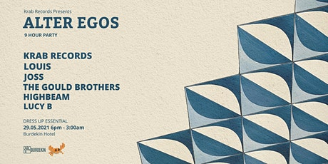 Krab Records Presents: Alter Egos tickets