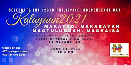 Kalayaan2021: Makatao, Makabayan, Magtulungan, Magka-Isa tickets