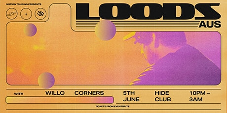 Loods (Steel City Dance Discs) tickets