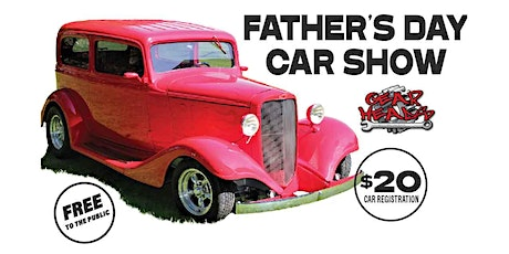 2021 Father's Day Car Show tickets