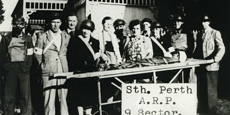 REFLECT - On Angelo Street with the A.R.P. : South Perth during WWII tickets