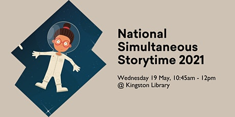 National Simultaneous Storytime @ Kingston Library tickets