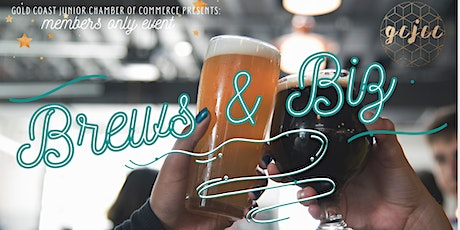 "GCJCC x Precinct Brewing  Presents ""Brews & Biz"" tickets"