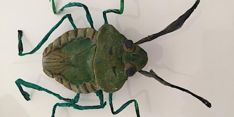 Minibeast Sculpture, Holiday Art Class for Children and Families tickets