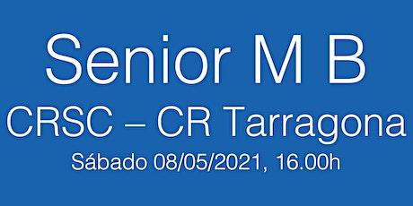 Senior Masculino B DH Catalana CRSC - CRT, sábado 08/05/21 - 16.00h entradas
