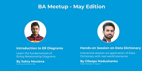 BA Meetup - May Edition tickets