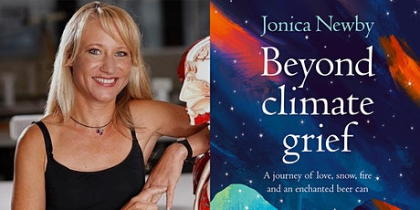 Living Smart Book Club with Jonica Newby - Beyond Climate Grief tickets