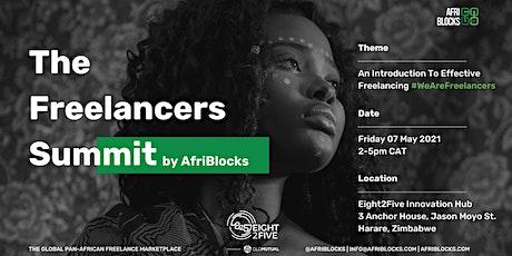 The Freelancer Summit by AfriBlocks Online Version Tickets