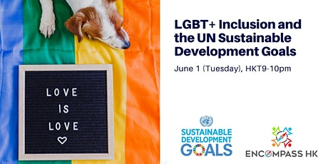 LGBT+ Inclusion and the UN Sustainable Development Goals tickets