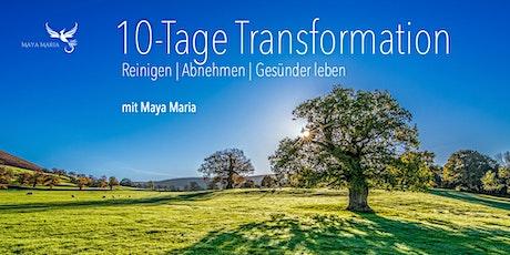 Die 10 Tage Transformation Tickets