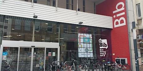Bloklocatie centrale bibliotheek Kortrijk tickets