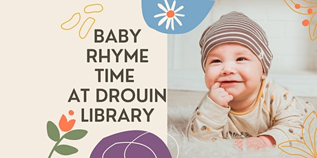 Baby Rhyme Time at Drouin Library tickets