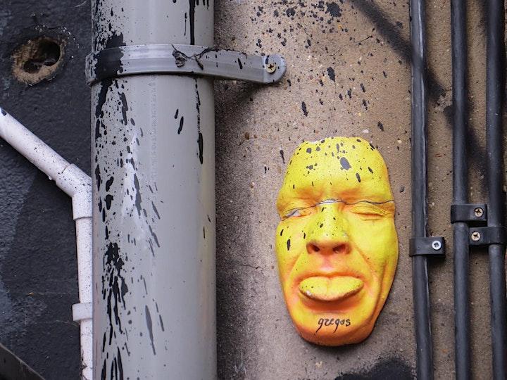 Street Art in Shoreditch Walk image