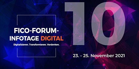 FICO-Forum-Infotage Digital 2021 Tickets