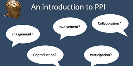 An Introduction to Patient Public Involvement for Researchers tickets