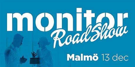 Monitor Roadshow Södra Sverige – Malmö tickets