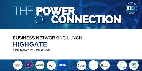 District32 Business Networking Perth – Highgate - Wed 28 July tickets