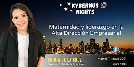 #KybernusNights: Maternidad y liderazgo en la Alta Dirección Empresarial entradas