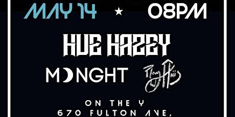 Freaky Fridays: Hue Hazey w/ MDNGHT B2B PlayHaüs tickets