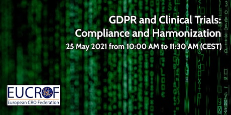 GDPR and Clinical Trials: Compliance and Harmonization tickets