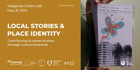 Local Stories and Place Identity | Visaginas Urban Lab tickets