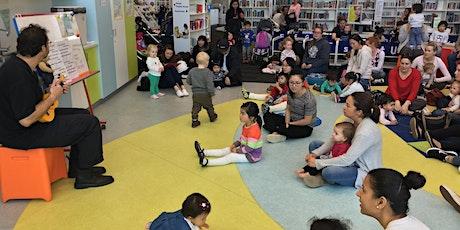 Wednesday Pram Jam - Success Library - Kids Event tickets