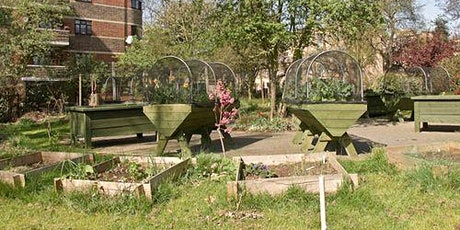 Agnes Riley Gardens - Community Garden Workshops tickets