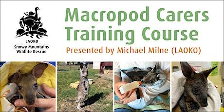 LAOKO Macropod Carers Training Course tickets