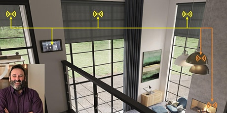 Silent Gliss RIBA CPD - SMART Shading Connected Homes tickets