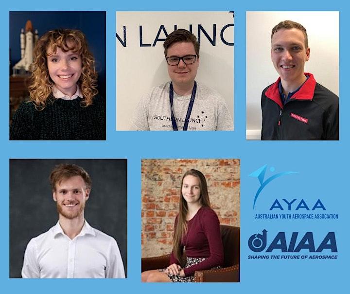 AIAA/AYAA Young Professionals Panel image