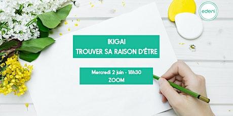 Atelier Ikigaï tickets