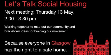 Glasgow Housing Rights Defenders: Community Mapping Workshop tickets