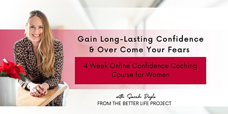 Morning Online Confidence Coaching Course tickets