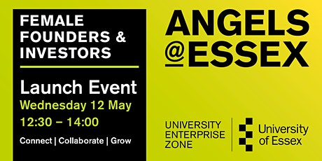 Angels@Essex - Female Founders and Investors Launch (EXSE 21) tickets