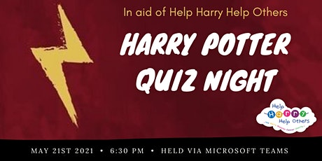 Harry Potter Online Quiz Night tickets