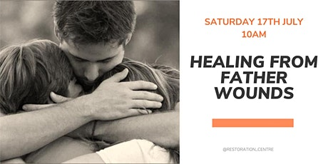 Healing from Father Wounds tickets