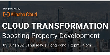 Cloud Transformation – Boosting Property Development (Alibaba) tickets