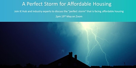 A Perfect Storm for Affordable Housing tickets