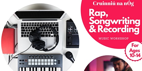 Rap, Songwriting & Recording Workshop with GMC Beats tickets