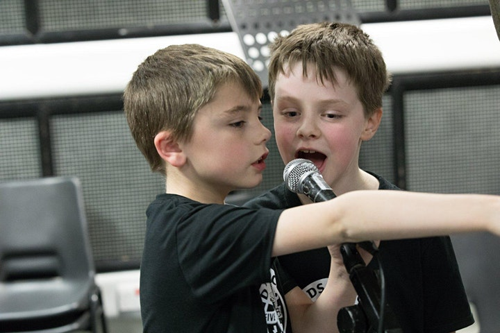Music Summer Camp! - Dads Rock Academy - Day tickets image