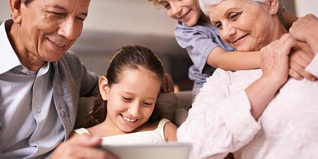 Basic tech training for seniors I intro to iPhones and iPads tickets