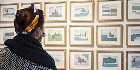 """Visite commentée de l'exposition """"À la croisée des chemins"""" billets"""
