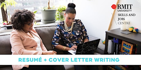 Resumé and Cover Letter Writing tickets
