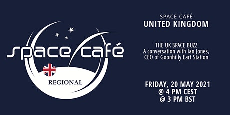 Space Café United Kingdom tickets