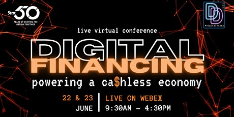 Digital Financing: Powering A Cashless Economy tickets