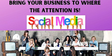 Social Media Workshop tickets
